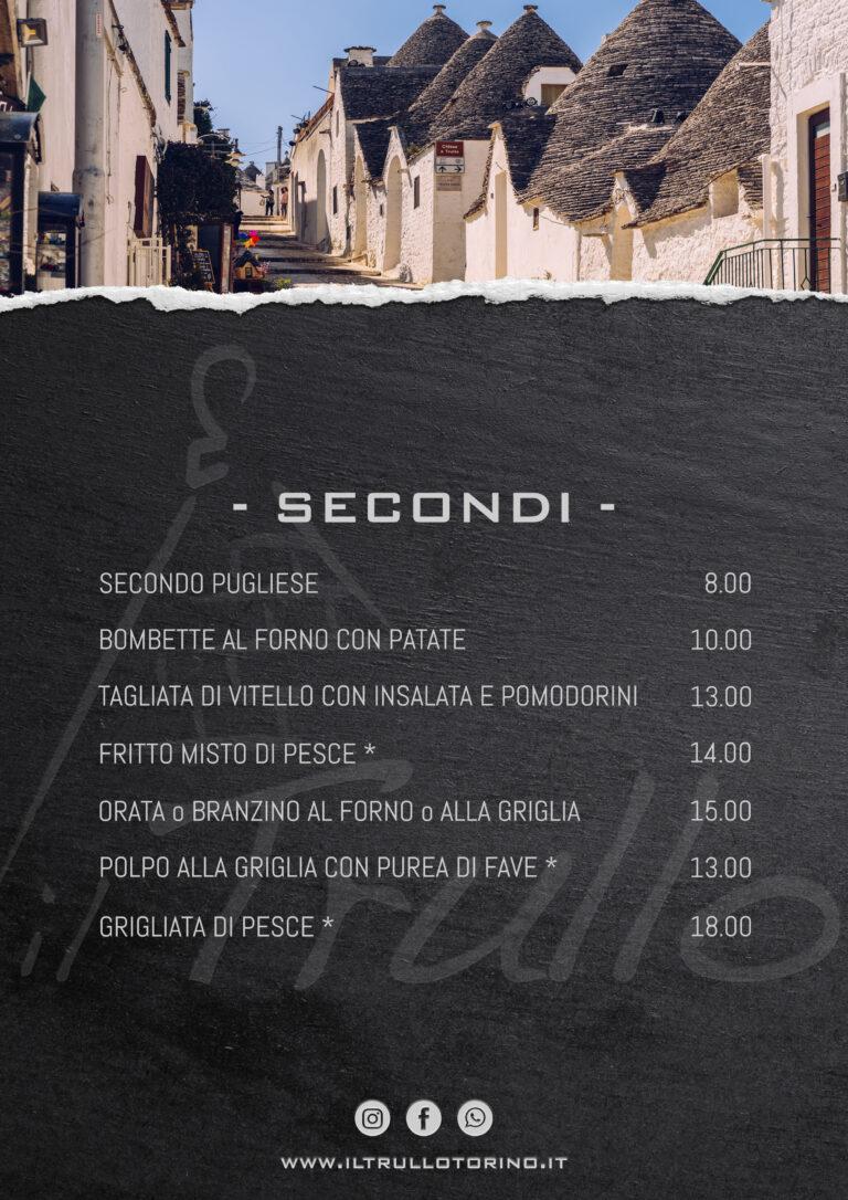 Secondi